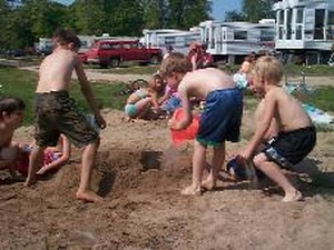 Woodland Trails Resort & Campgrounds - Ogema MN