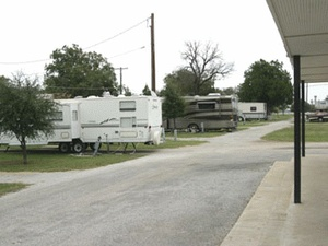 Albany Motor Inn & RV Campground - Albany TX