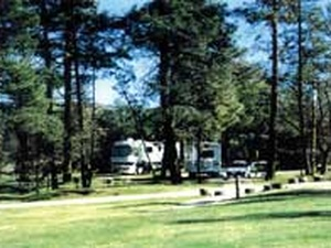 KQ Ranch Camping Resort - Julian CA