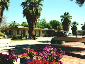 Sans End RV Park - Winterhaven CA