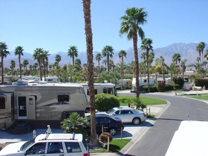Outdoor Resort Palm Springs - Cathedral City CA