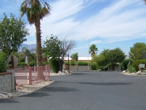 Desert Springs RV Park - Desert Hot Springs CA