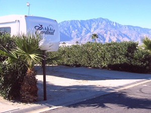 Sands RV Resort - Desert Hot Springs CA