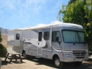 Mountain Valley RV Park - Tehachapi CA