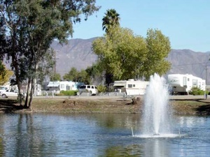 Reflection Lake RV Park - San Jacinto CA