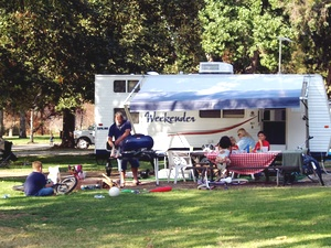 Canyon RV Park - Anaheim CA