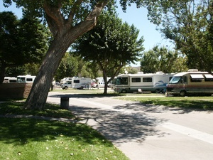 Valencia Travel Village - Castaic CA