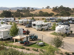 Wine Country RV Resort - Paso Robles CA