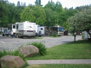 Santa Cruz Ranch RV Park - Scotts Valley CA