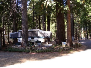 Golden Pines RV Resort & Campground - Camp Connell CA