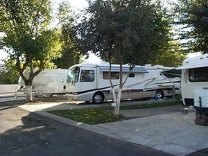 Travelhome RV Park In Yuba City California