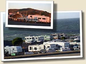 San Francisco RV Resort - Pacifica CA