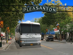 The Fair Park RV - Pleasanton CA
