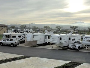 Coyote Valley RV Resort - San Jose CA