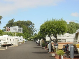 Treasure Island RV Park - South San Francisco CA