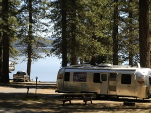 North Shore Campground - Lake Almanor CA