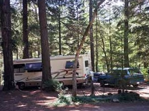 Elk Creek Campground and RV Park - Happy Camp CA