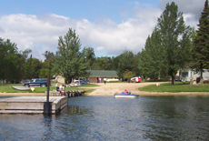 Summer Haven RV Resort - Tenstrike MN