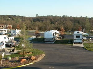 Oroville / Feather Falls Casino KOA - Oroville CA