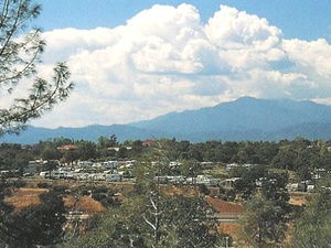 Redding RV Park - Redding CA