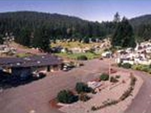 Hiouchi Hamlet RV Resort - Crescent City CA