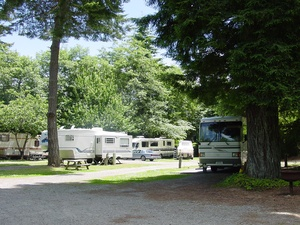 Village Camper Inn RV Park - Crecent City CA