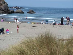 Caspar Beach RV Park & Campground - Mendocino CA