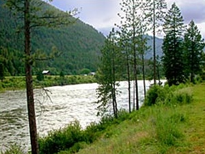 River Edge Resort - Alberton MT