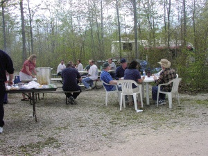 Lynch's Bluff Campgrounds - Brussels WI