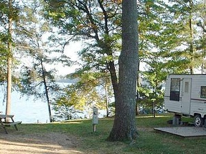 Northern Exposure Resort & Campground - Chetek WI