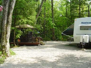 Frontier Wilderness Campground - Egg Harbor WI