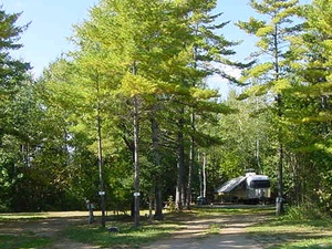 Path of Pines Campground - Fish Creek WI