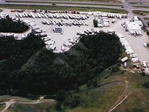Swenson's Valley View RV Park - Minot ND