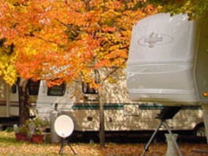 Hiawatha Trailer Resort - Woodruff WI