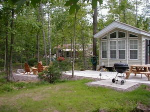 Indian Shores Camping Resort