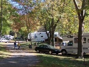 Sequoyah Caverns Campground - Valley Head AL