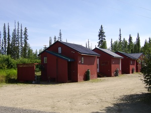 Chena Marina RV Park - Fairbanks AK