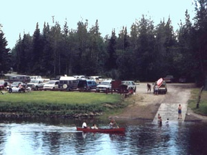 Chena River Wayside RV Park Campground