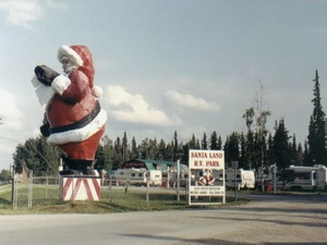 Santaland RV Park - North Pole AK