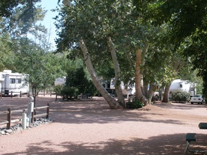 Zane Grey RV Park - Camp Verde AZ