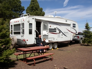 Mormon Lake Lodge RV Park