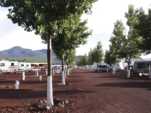 Canyon Gateway RV Park - Williams AZ