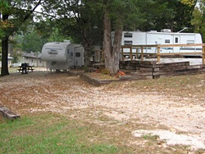 Hand Cove Resort and RV Park - Elizabeth AR
