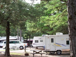 Kettle Campground & Cabins - Eureka Springs AR