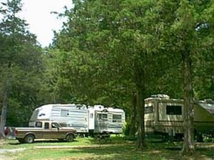 Whitewater RV Park - Mountain View AR