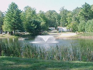 Roaring Brook Campground - Stafford Springs CT