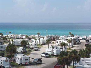 Jupiter Beach Florida Campground