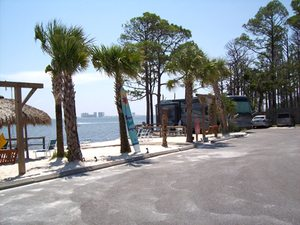 Navarre Beach Campground