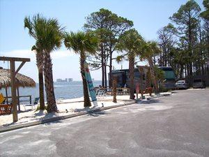 Magnolia Beach Campground Navarre Fl The Best Beaches In World