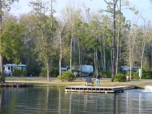 Country Oaks Campground & RV Park - Kingsland GA